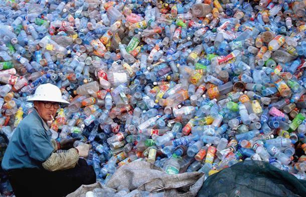 como surgiu o plastico