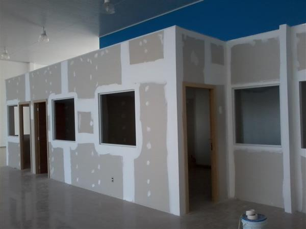 drywall paredes