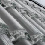 telhado em vidro